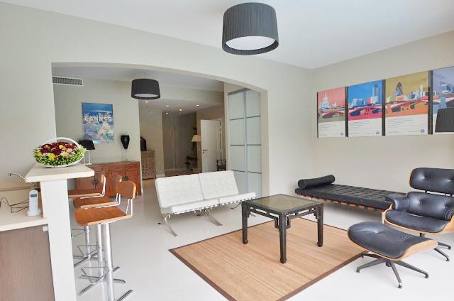 je cherche une villa contemporaine pour un shooting photo sur Cannes