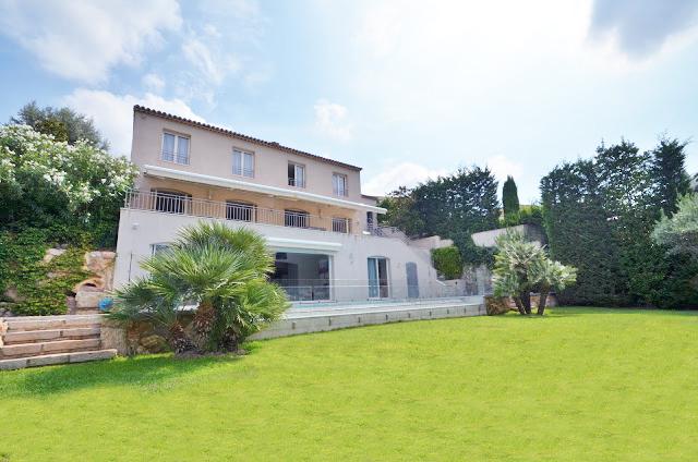 Louer une villa pour un événement professionnel sur Cannes