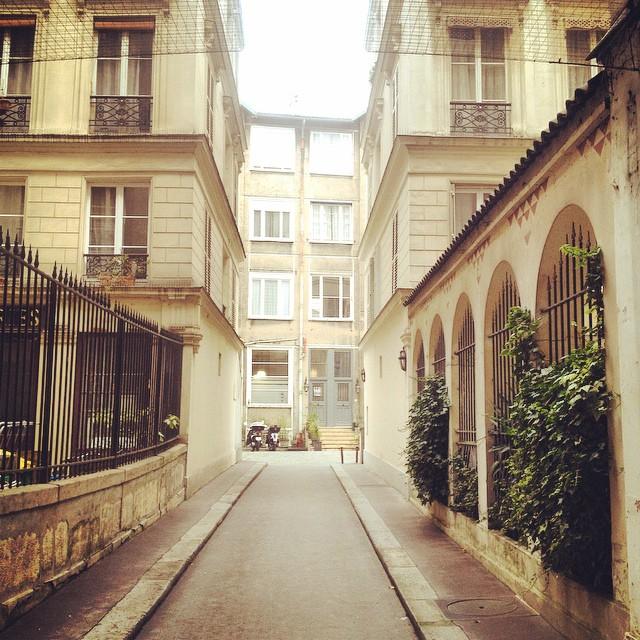 lieux de tournages Paris