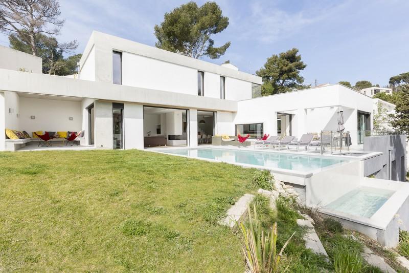 villa privée à louer pour tournage à marseille 13