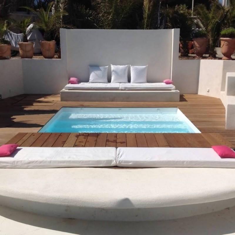 comment trouver un décor avec piscine à Cannes ?