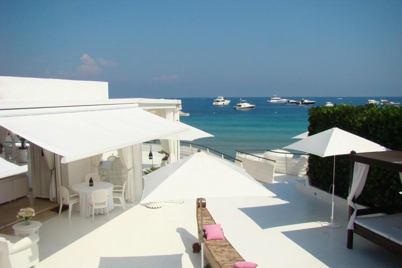 location de lieu événementiel vue mer Cannes