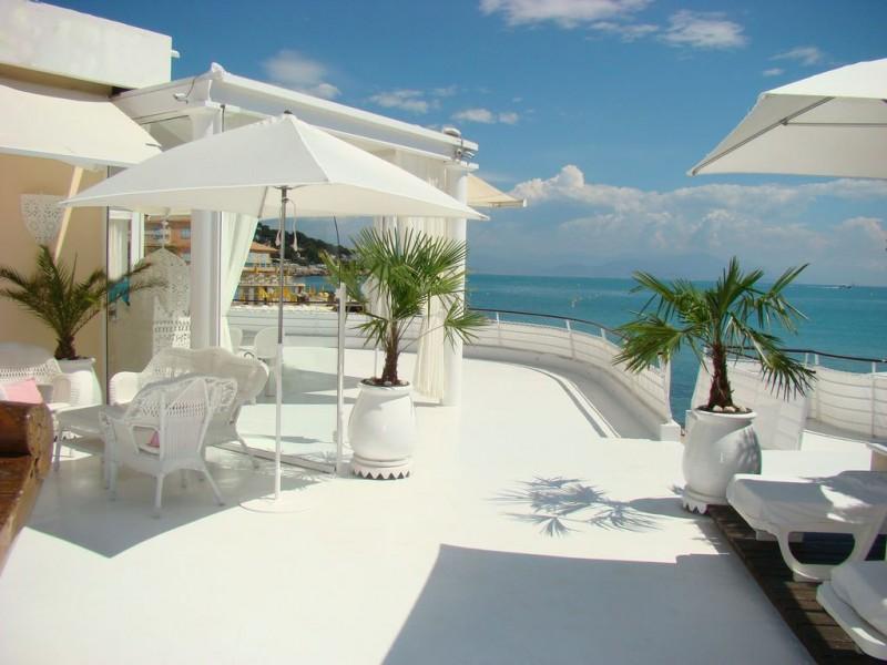lieu événementiel vue mer Cannes