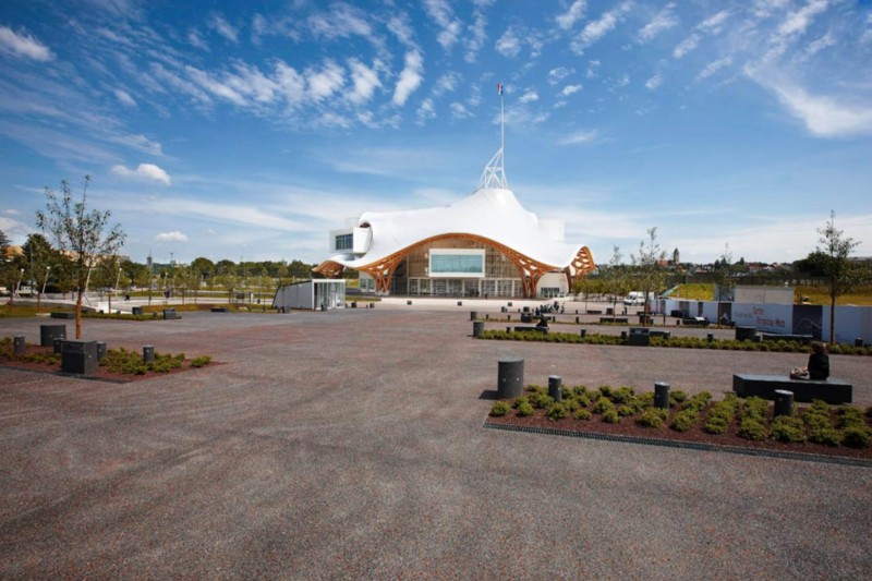 lieux pour lancement de produit voiture