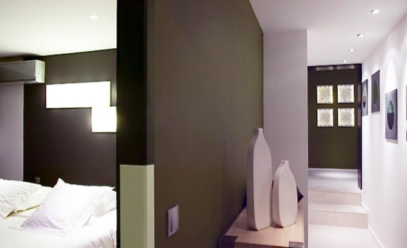 location de villa aux chambres modernes et spacieuses Lubéron