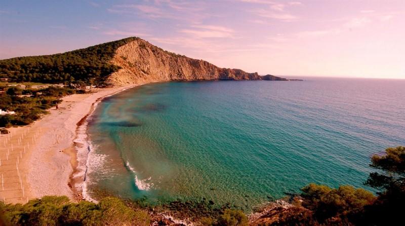 Vue mer pour shooting photo en Espagne