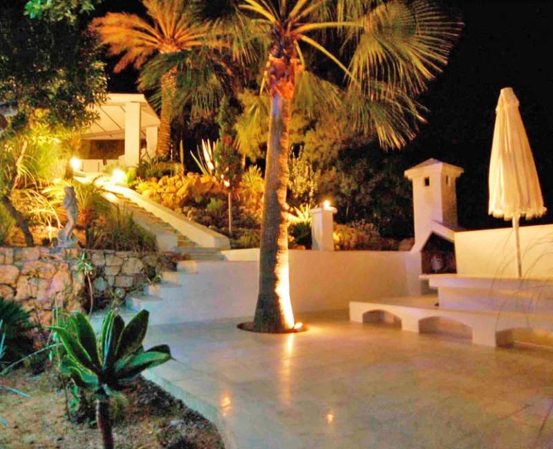 villa ultra moderne pour prises de vues photos