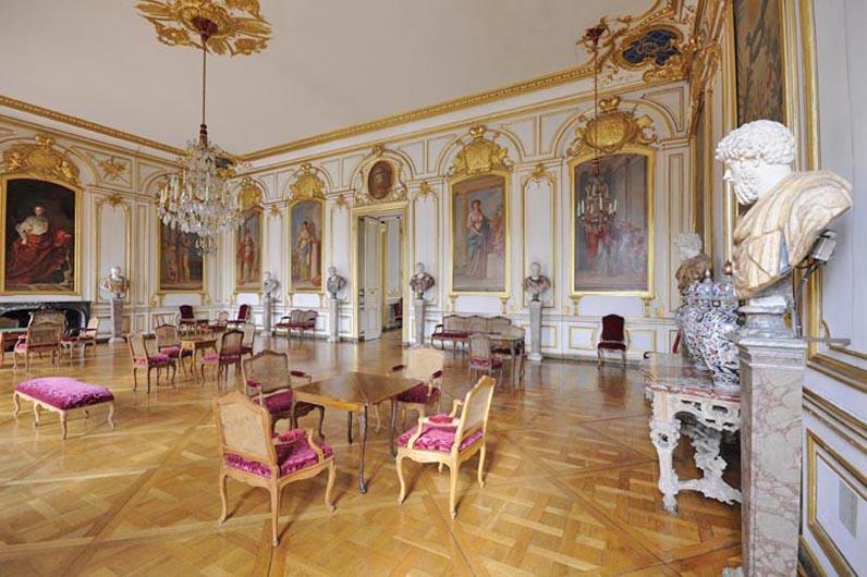 Hôtel particulier pour lancement de produit, Strasbourg