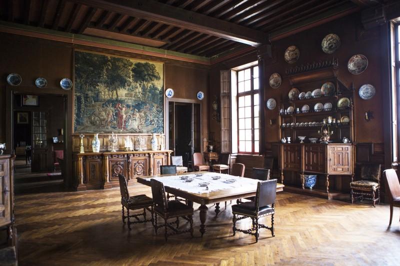 shooting location Bordeaux