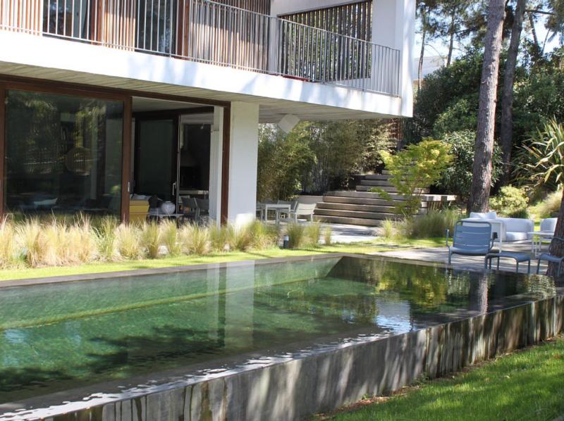 Louer une villa contemporaine pour des photos ou pour un tournage au Cap-Ferret