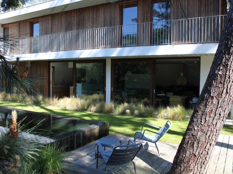 maison moderne pour tournage cap ferret