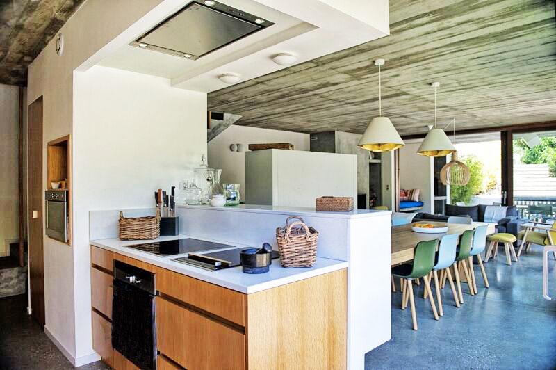 Maison contemporaine pour shooting Cape-Ferret, Bassin d'arcachon