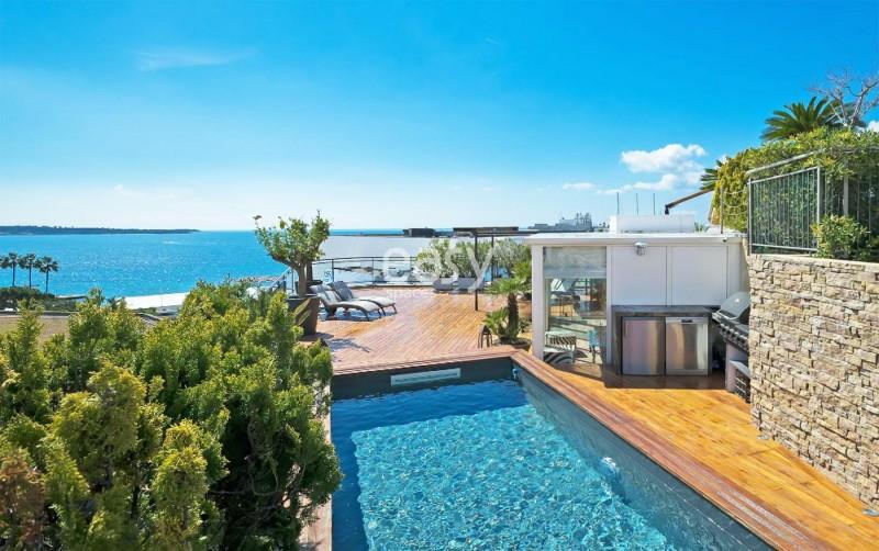 louer une terrasse vue mer proche du palais pour un événement à cannes
