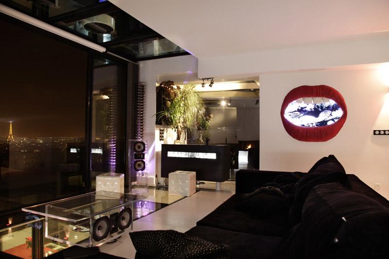 Louer un appartement atypique pour prises de vues paris
