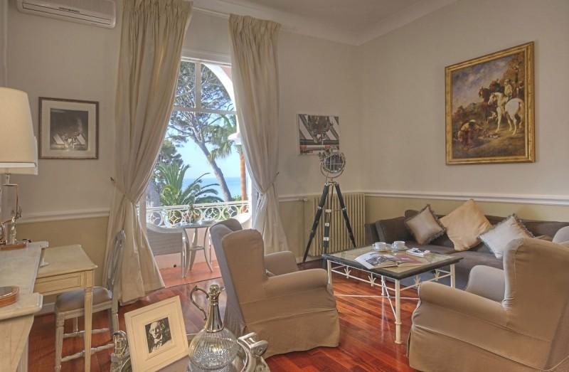 Maison de style Riviera pour photo