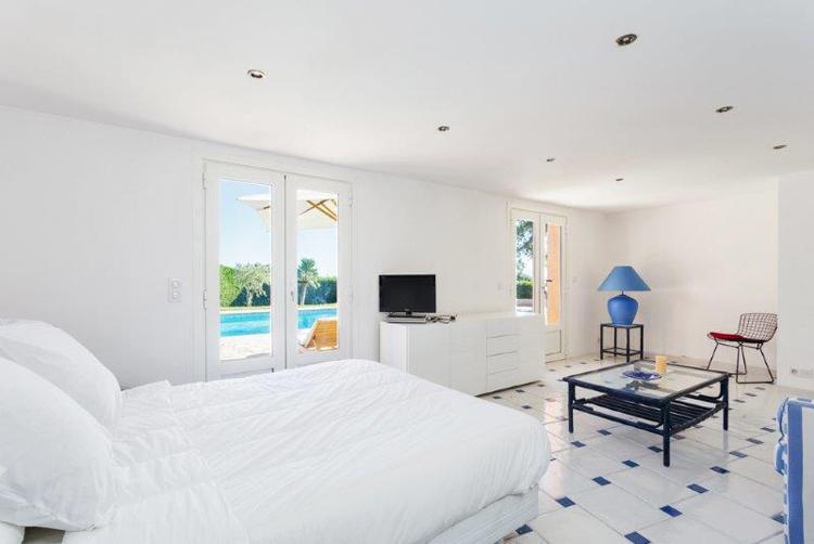 Villa Vue mer pour Shooting et Tournage, Saint-Tropez Var
