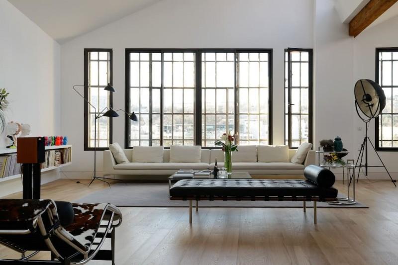 loft contemporain pour tournage lyon