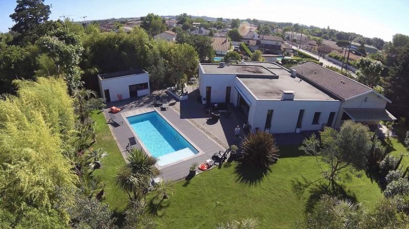 location de villa contemporaine pour lancement de produit à Bordeaux