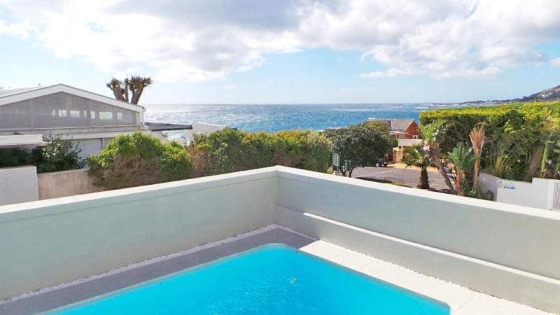 Maison avec vue mer pour shooting et tournages en Afrique du sud