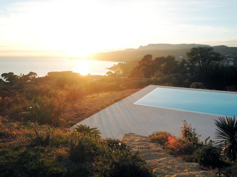 Louer une villa avec vue mer pour photos ou tournages