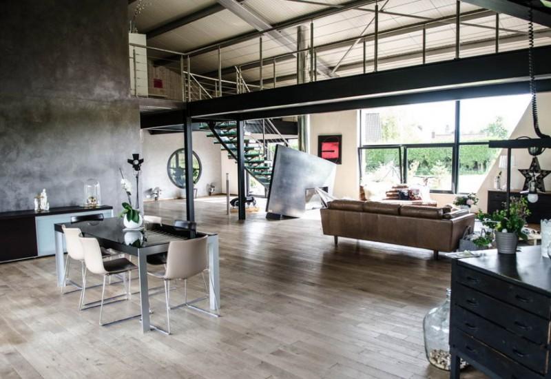 location loft tr s moderne et atypique pour shooting photo r gion paca lieu louer pour. Black Bedroom Furniture Sets. Home Design Ideas