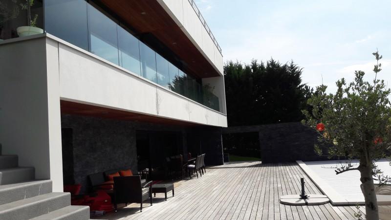 villa moderne photoshoot