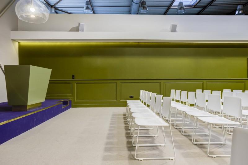 espace pour conférence presse lyon