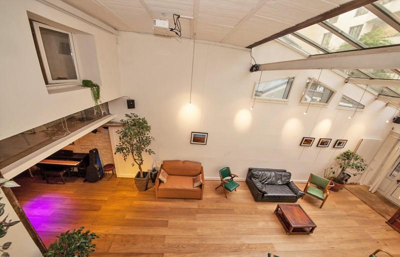 Louer un loft atypique pour shooting tournage v nementiel paris lieux lieu - Loft a louer pour evenement ...