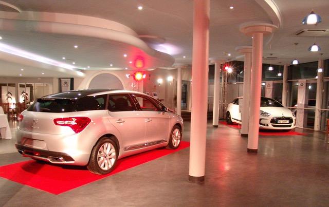 location de salle pour lancement véhicule dijon