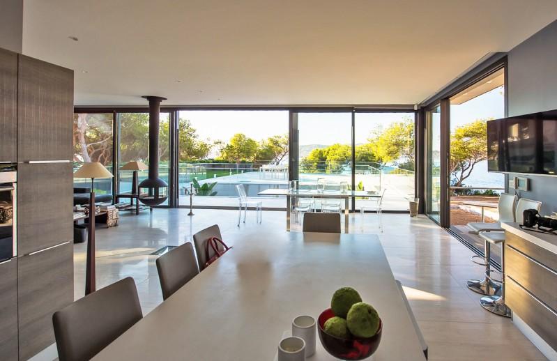 maison d'architecte pour prises de vues