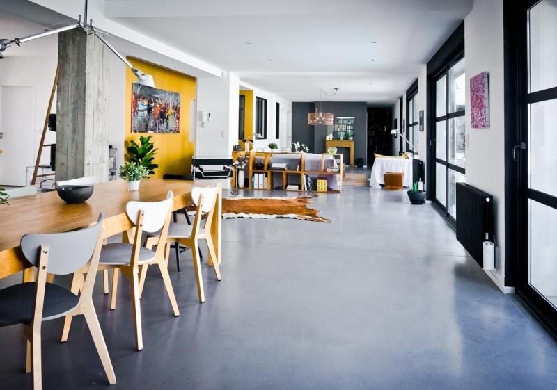 loft moderne pour production photo