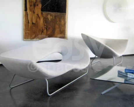 mobilier design de villa moderne en location pour productions de films aix marseille