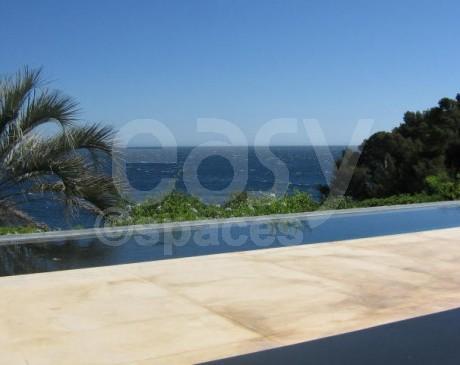 villa moderne  à louer à toulon pour productions photos