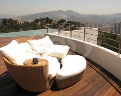 louer une villa contemporaine pour tournages marseille 13
