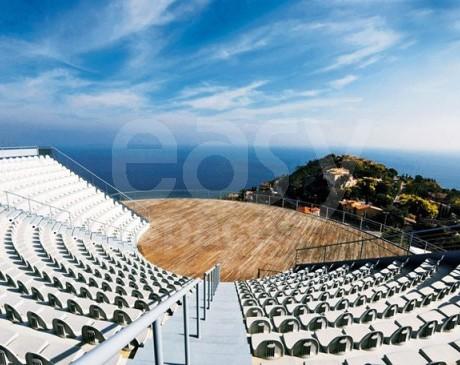 location amphithéâtre vue mer  cannes Provence Alpes côte d ' Azur 06