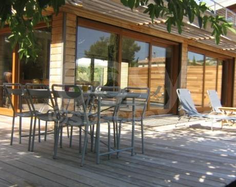 location de villas et maisons contemporaines cassis marseille france 13