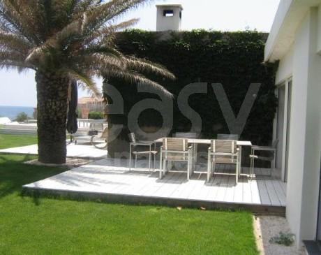 Belle villa contemporaine pour production photo a saint tropez