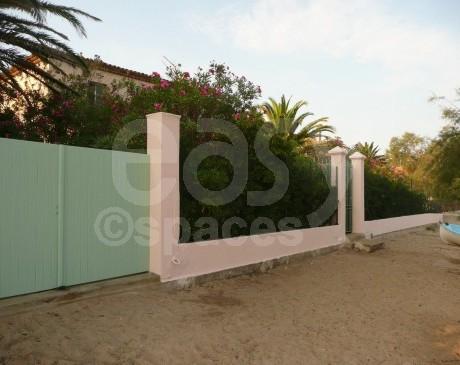 maison St -Tropez pour tournage de film
