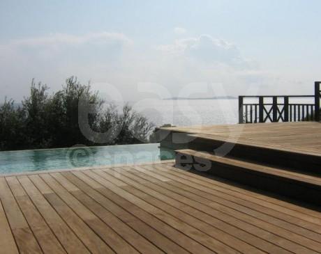 location villa contemporaine pour tournage saint tropez var