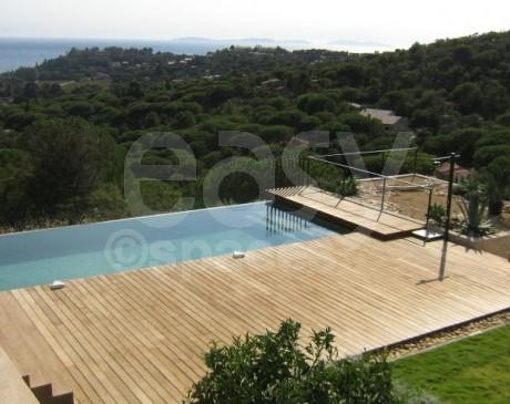 Location villa pour prises de vues photographiques a saint -Tropez