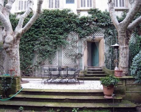 Jardin pour prise de vues photos Marseille
