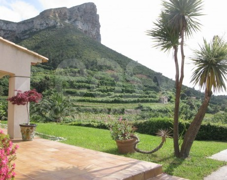 Superbe villa avec vue panoramique Cassis Marseille 13
