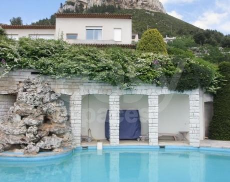 Villa pour location saisonière Cassis Marseille 13 Bouches du rhone
