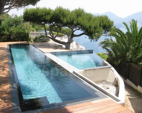 location de villa contemporaine avec piscine pour tournages et shootings photos marseille