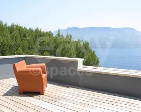 location de terrasse vue mer pour prises de vues et tournages  marseille