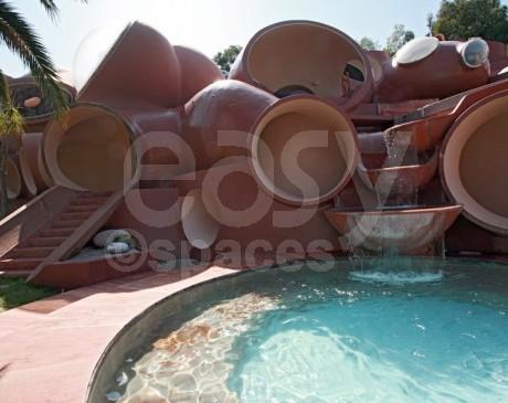 maison contemporaine avec piscine en location pour evenementiel paca dans le sud de la france 06