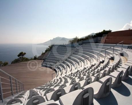 amphithéâtre extérieur en location pour événements dans le sud de la france cannes paca 06