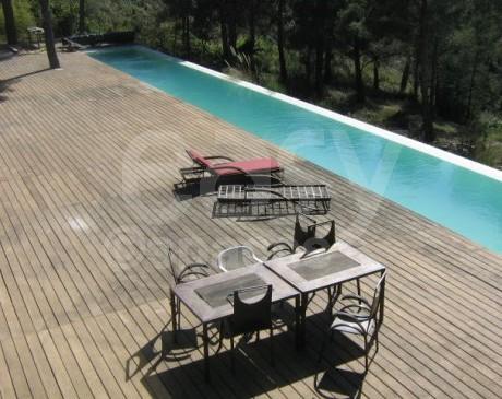 Villa d'architecte avec vue panoramique PACA 13