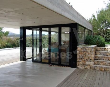 Villa contemporaine à louer Aix en provence pour shootings photos
