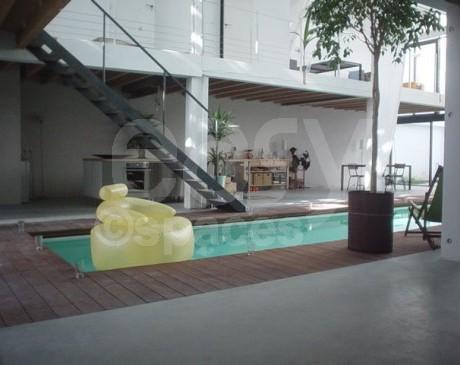 location  lofts et appartements avec piscine pour evenements professionnels marseille